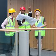 3 construction surveyors/architects
