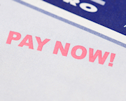 Pay Now! - text