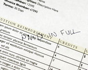 Tuition Paperwork - Paid in Full