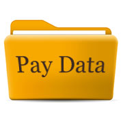 "Folder labeled ""Pay Data"""