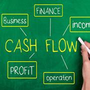 Cash Flow flowchart