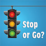 "Stoplight: ""Stop or Go?"""