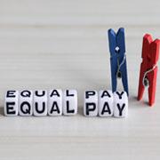 Equal Pay blocks