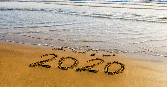 Factor 2020 Cost-of-Living Adjustments into Your Year-End Tax Planning - Transitioning to 2020