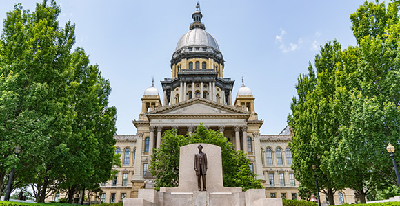 Illinois Law Changes - IL Capital Building