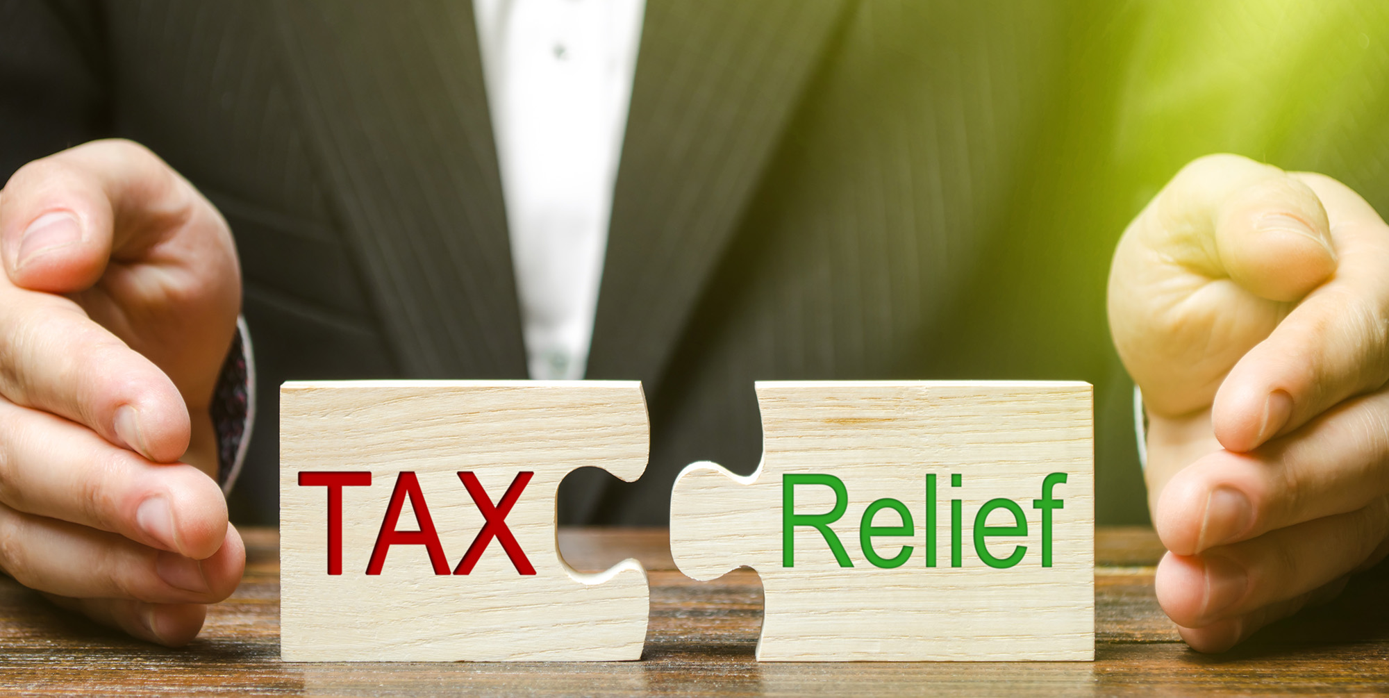 Important IRS Tax Relief Update