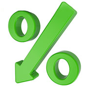 Percentage Symbol - Setting Up IRS-Approved Family Loan