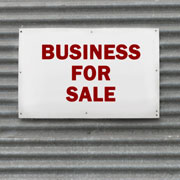 Sign: Business for Sale