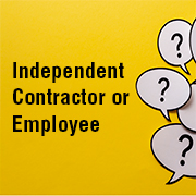 Independent Contractor or Employee???