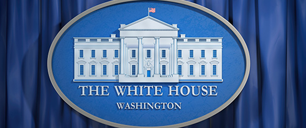 The White House emblem