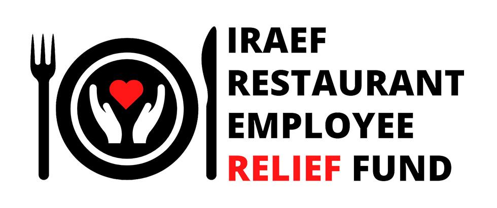 IRAEF Restaurant Employee Relief Fund