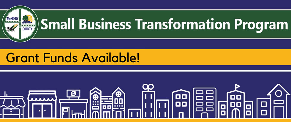 McHenry County Small Business Transformation Program