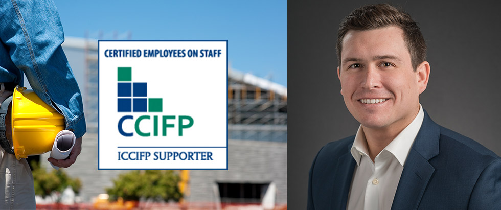 Ryan Black Earns CCIFP Designation