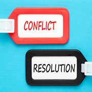 Conflict - Resolution