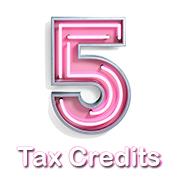 5 Tax Credits