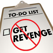 To-Do List - Don't Get Revenge