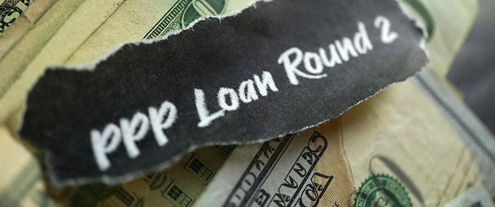 PPP Loan Round 2