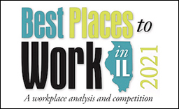 2021 Best Places to Work in Illinois