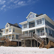 Vacation home right off the beach
