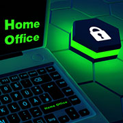Home office computer security