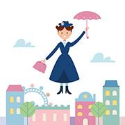 Nanny - Mary Poppins