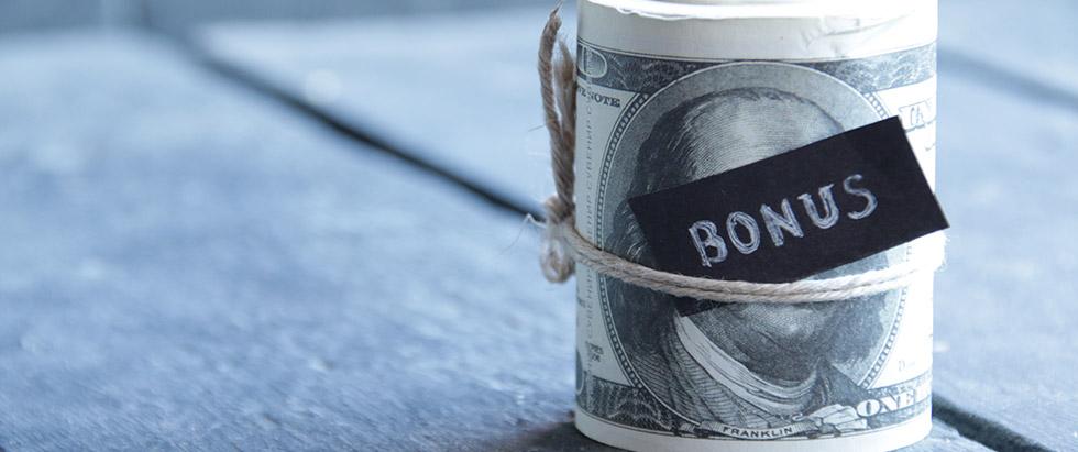 excess compensation tax - bonus money