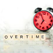 overtime - clock