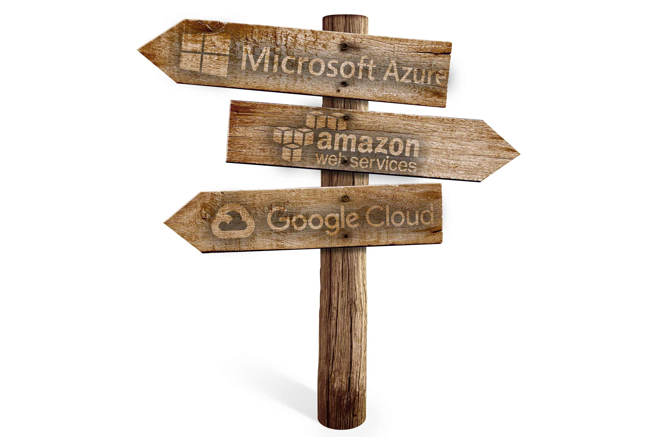 Comparison of the 3 Leading Cloud Players AWS vs  Azure vs  Google