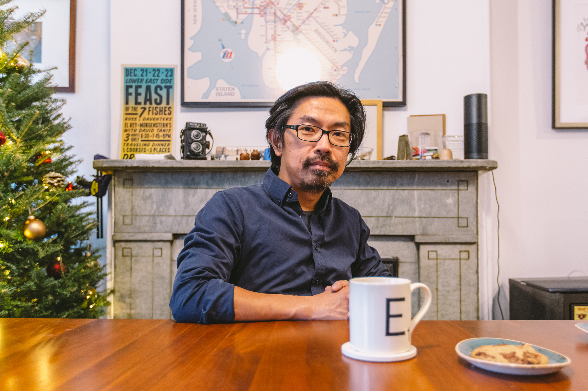 Evan Sung on Wellfed Creative Podcast