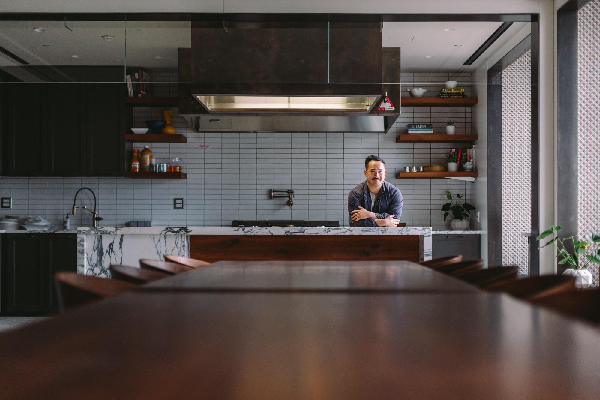 Bon Appétit photographer Alex Lau for Wellfed