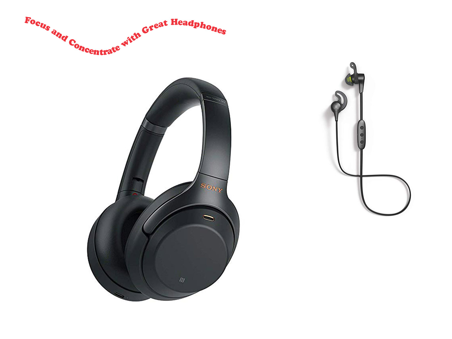 Headphones for Art Students