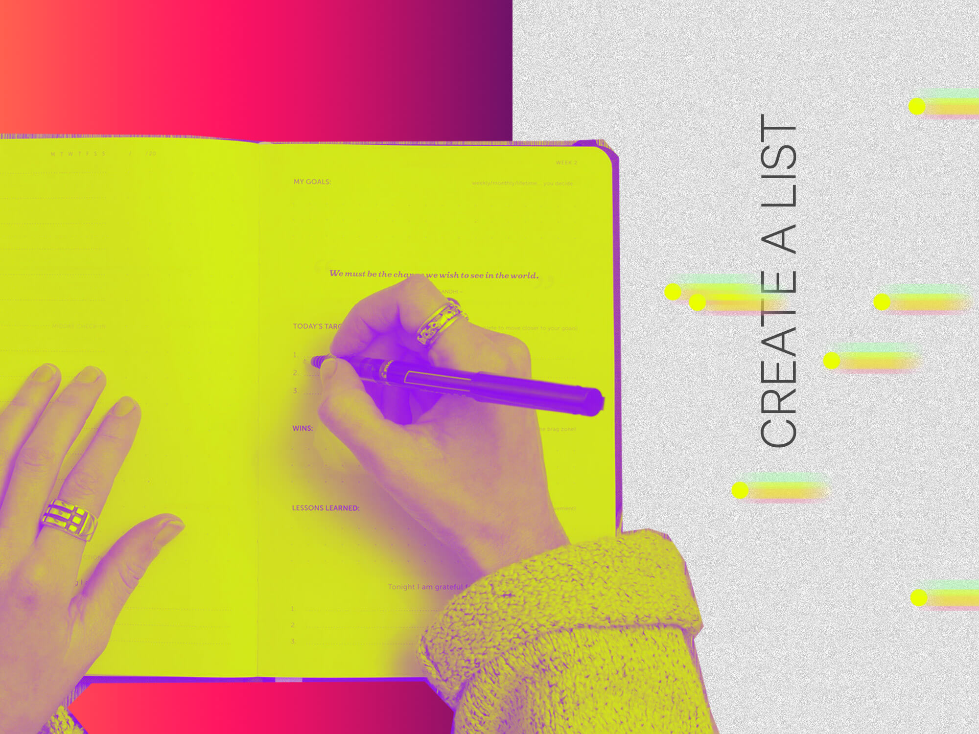 Get More Freelance Clients Using Social Media - Create a List of Ideal Clients