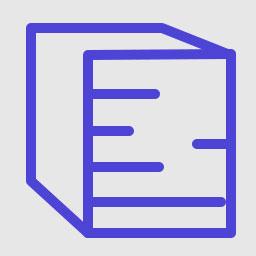 hosting og cms ikon server database
