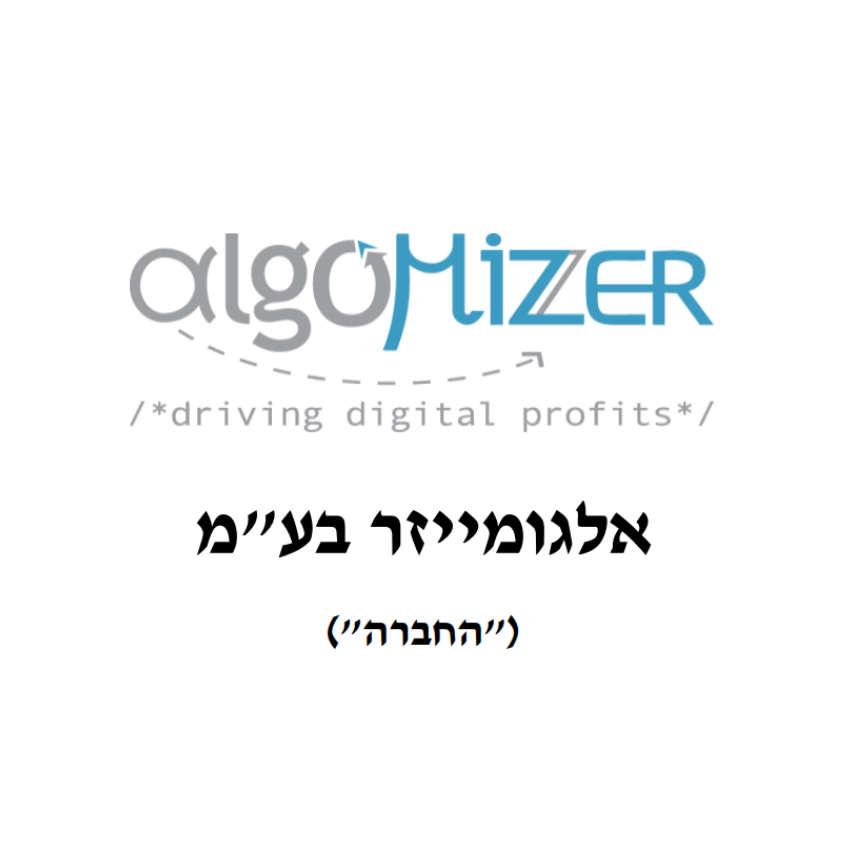 אלגומייזר- הערכת שווי חברה ואופציות