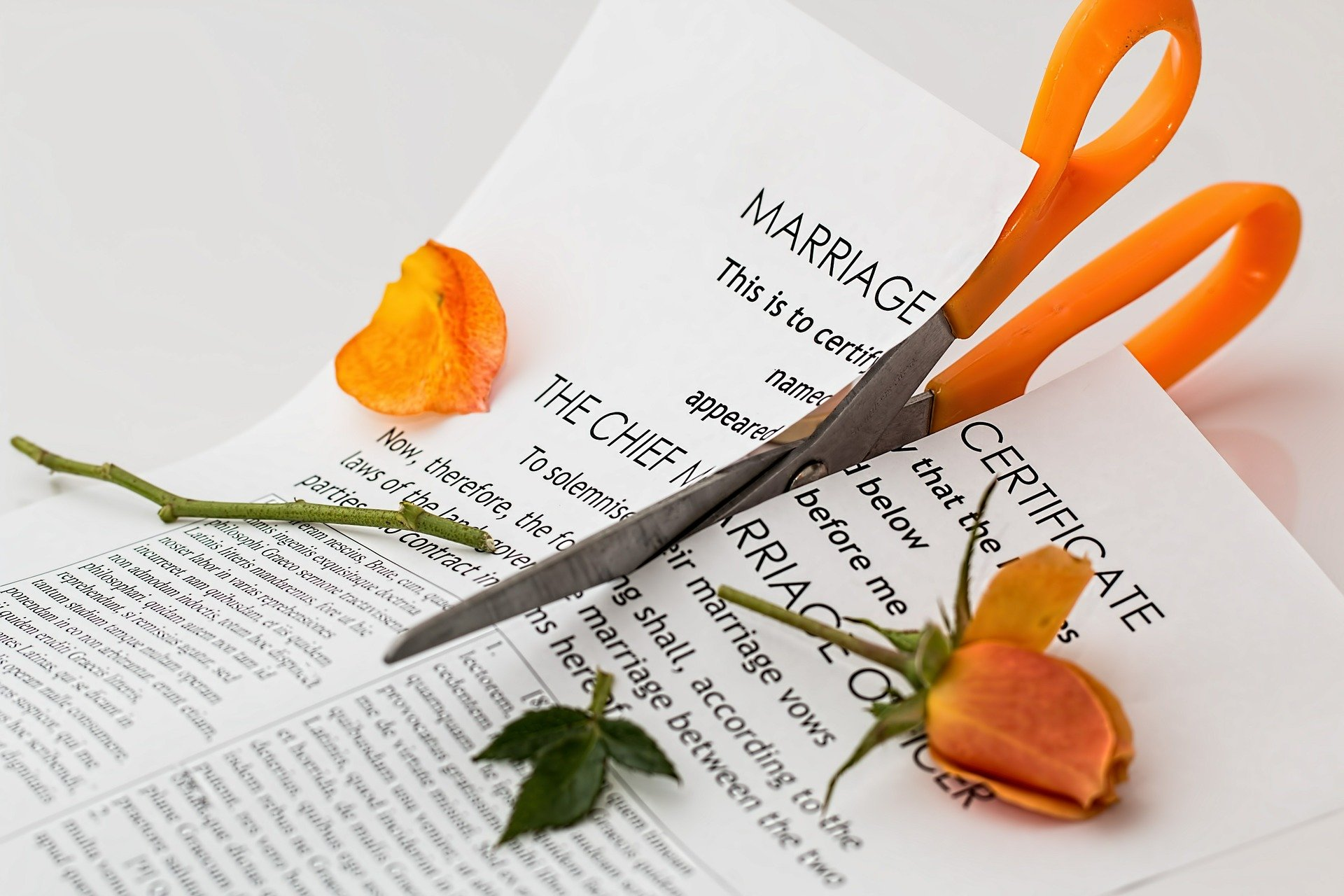 חוות דעת בנושא איזון משאבים עקב גירושין