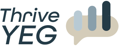 Thrive YEG Logo