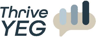Thrive YEG Logo