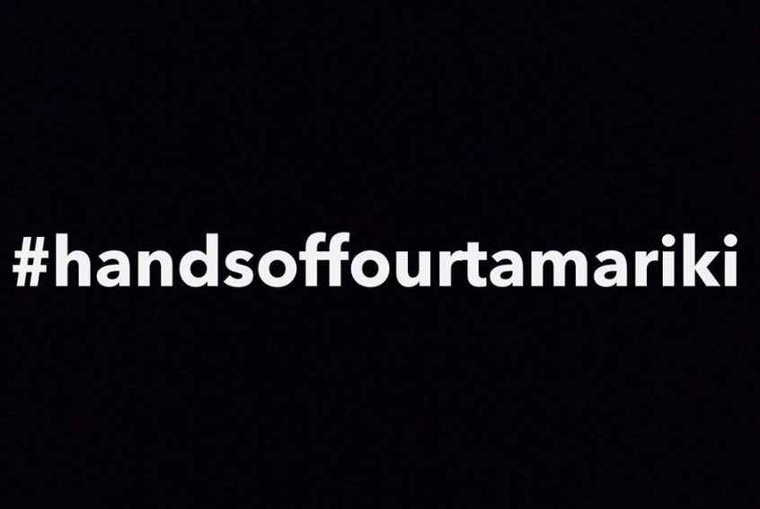 JustSpeak statement of support for Hands Off Our Tamariki