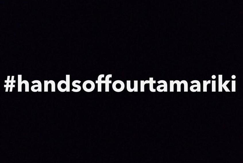 JustSpeak statement of support for Hands Off Our Tamariki