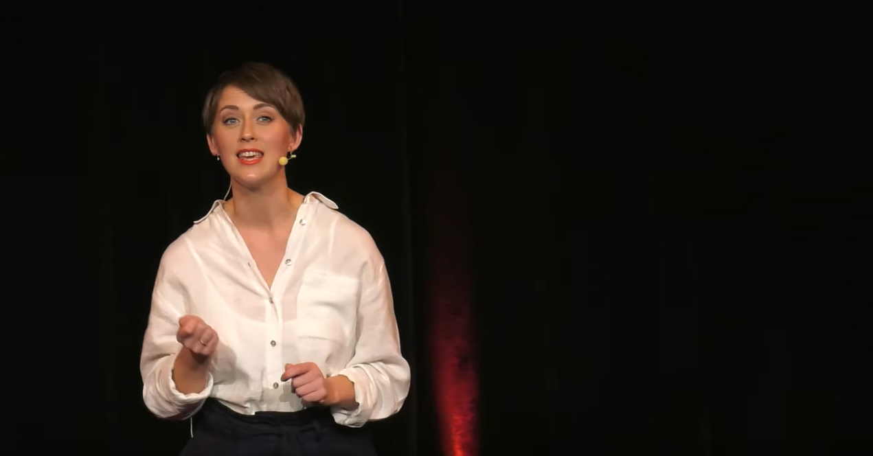 A World Without Prisons - JustSpeak at Tedx Wellington