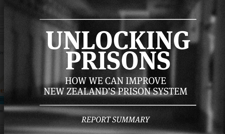 Unlocking Prisons - JustSpeak report