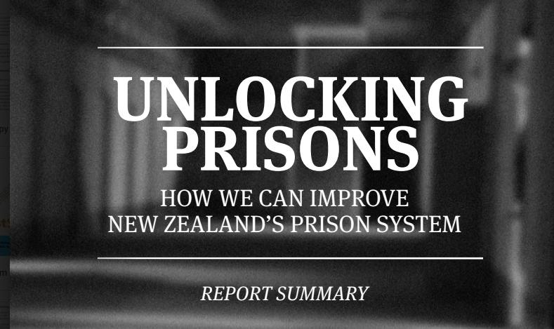 Unlocking Prisons - JustSpeak report