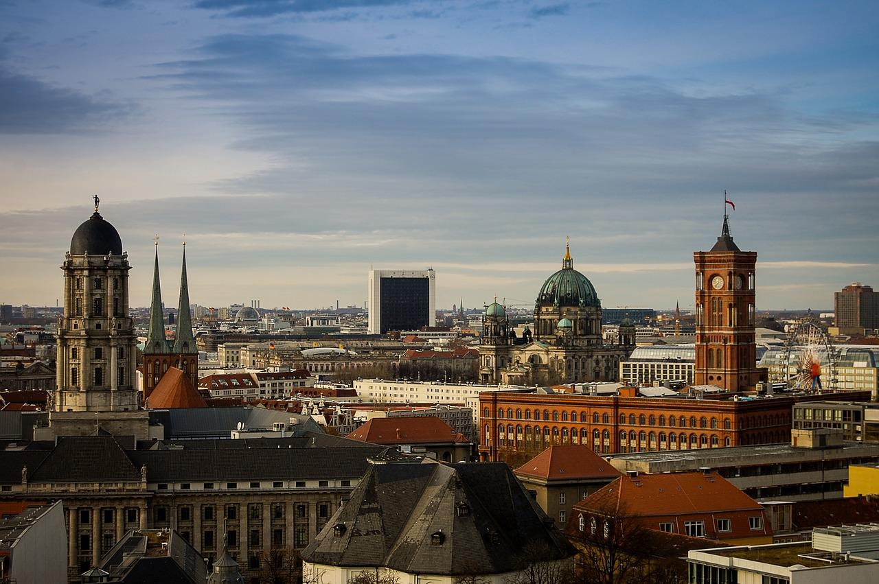 Dr. SAM ist auch in Berlin verfügbar