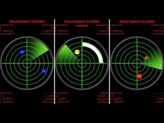 5 applications mobiles inattendues Ghost Radar Classic