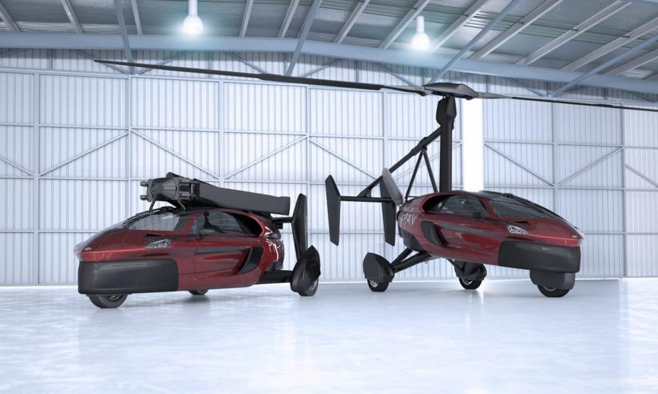 Vers une voiture volante ou souterraine ?