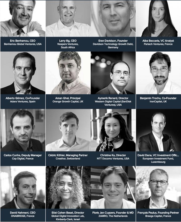 Axis Cap Digital Paris 2017 : un aperçu des intervenants lors des conférences