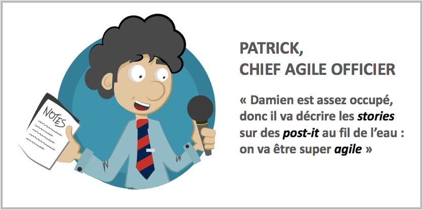 Intro Définir clairement son besoin Agile washing: attention, toxique!