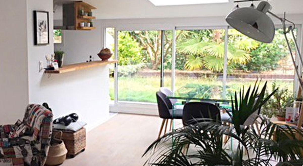 Maison de Olivia à Nantes Chantenay sélectionnée par les dénicheuses