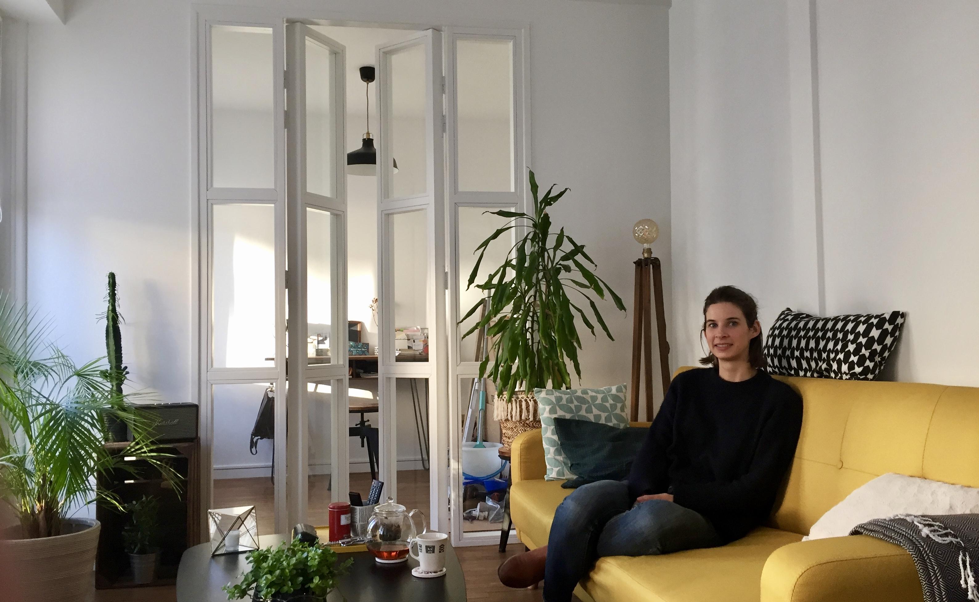 Appartement de Sophie - René Bouhier