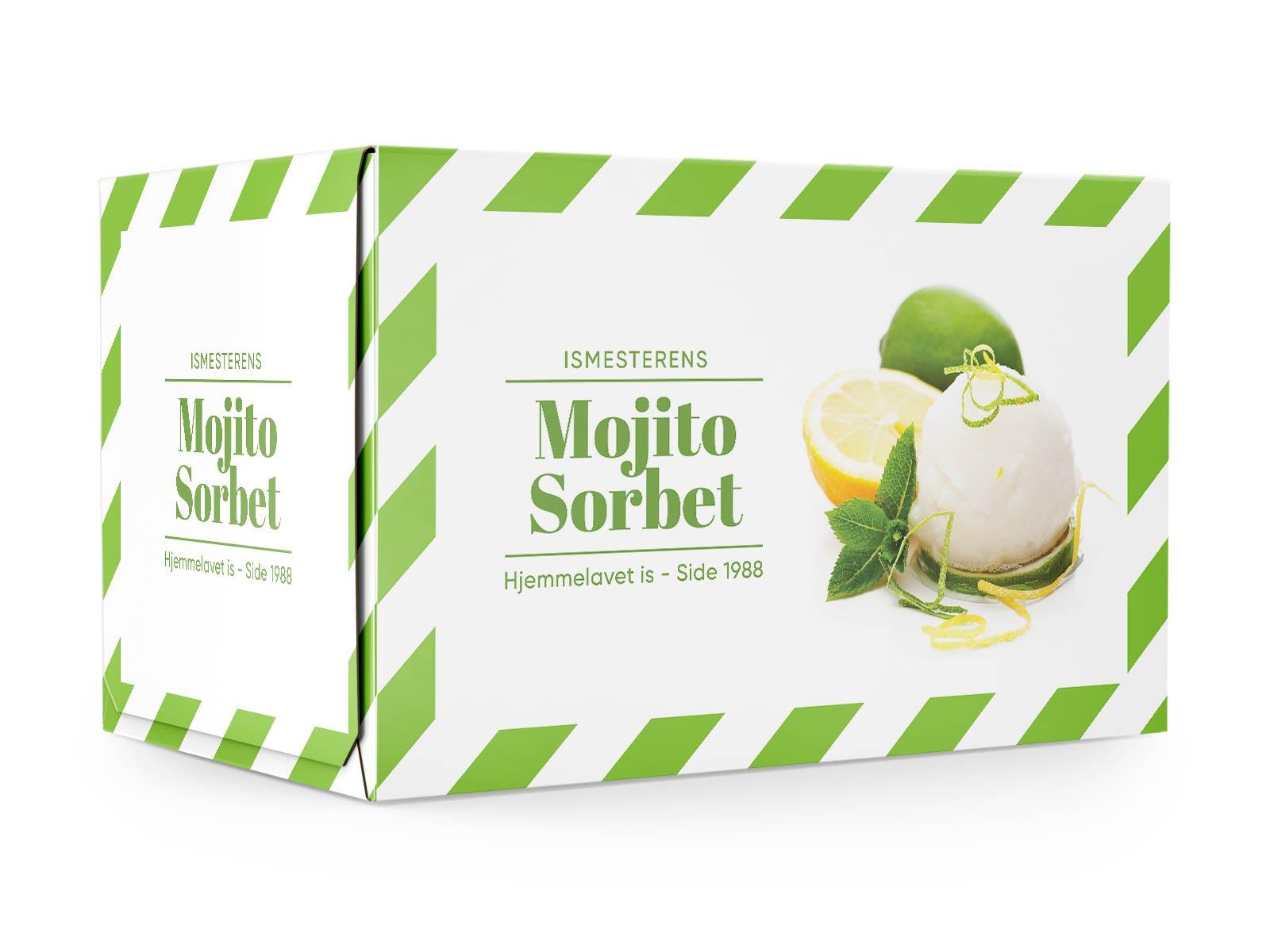 Ismesteren packaging design